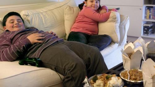 Кризис детского ожирения-