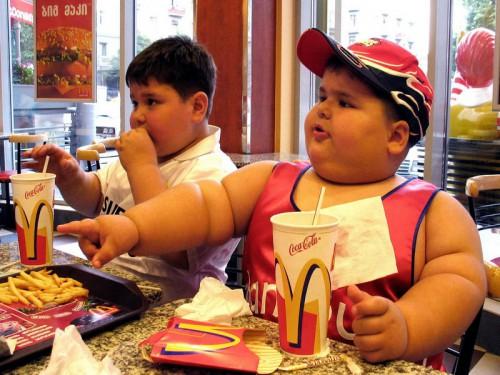 Кризис детского ожирения