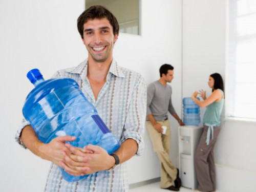 Как заказать воду домой
