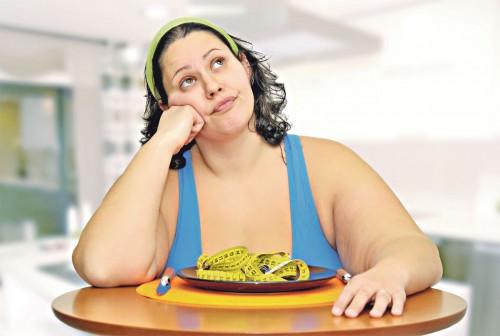 Лишний вес и психология
