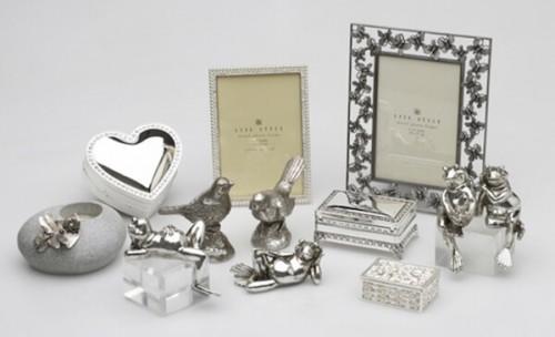 Подарки из серебра