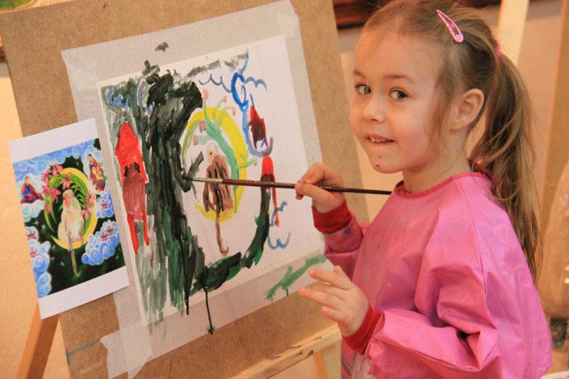 С чего начинать обучение рисунку